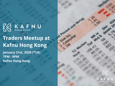 Traders Meetup in Kafnu Hong Kong